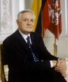Former Lithuanian president, Valdas Adamkus