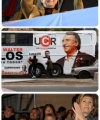 Argentina voting montage