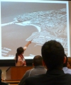 Sara Fingal, Doctoral Student at Brown University, discusses conflicts over the development of Cabrillo Beach in Los Angeles, California.