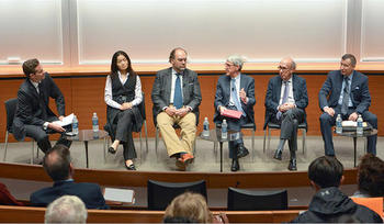 Yale experts consider consequences of China's rise as global power