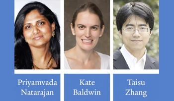 MacMillan Center awards book prizes to three faculty members