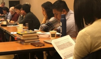 Yale hosts the Northeastern Group of Nahuatl Scholars Annual Conference