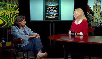 "Priyamvada Natarajan talks about her book, ""Mapping the Heavens"""